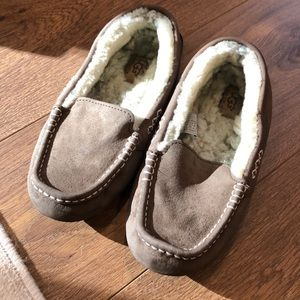 Comfy Ugg slippers great for fall and winter!